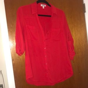 Red Portofino Shirt